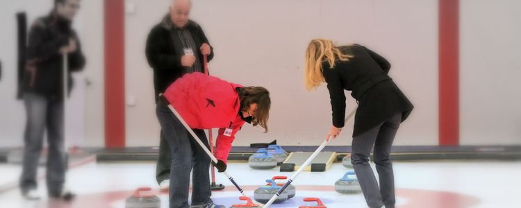 Plausch-Curling in Bern